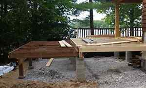 Miller Construction - Pier Work Peterborough Peterborough Area image 7