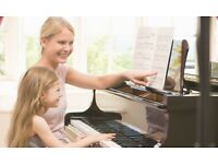 Piano, Guitar and Violin Lessons from 300 Experienced Music Teachers. Bass, Drums, Saxaphone,Singing