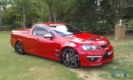 HSV maloo GXP Windsor Downs Hawkesbury Area Preview