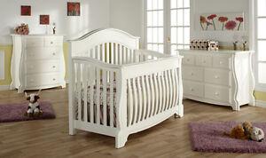 Chambre de bébé Bergamo (4 mcx)-Bergamo Nursery (4 pcs)