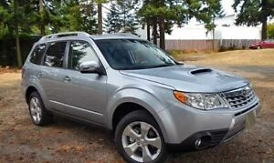 2009 Subaru Forester XT Limited - Leather, AWD