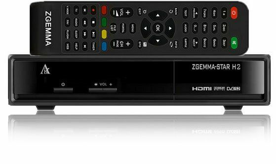 For Sale Zgemma Star H2 combo boxed as new | in Runcorn, Cheshire | Gumtree