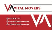 Movers in Toronto 647-808-1297