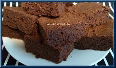 Mix Baking Mixes - KETO Brownie Mix ~ Homemade Moist Low Carb Baking Mix~ Sugar free Mixes ~Paleo