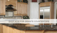 Countertops, Cabinets and Sinks - Professional Quality & Custom