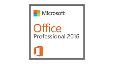 Microsoft Office Professional 2016 DVD - 2 PCs Holiday Sale