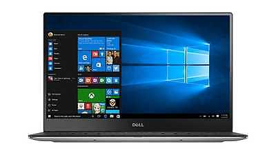 DELL XPS 13 9360 7TH GEN I7-7500U 8GB 256GB SSD 1080P INFINITY WIN 10 PROSUPPORT