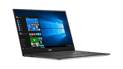 "RB Dell XPS 13 13.3"" QHD+ Touch 256GB SSD i5-6200U 8GB Laptop XPS9350-4007SLV"