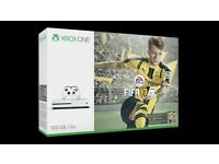 "XBOX ONE ""Brand New"" 2 PAD & FIFA 17"
