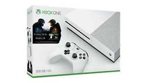 Brand new sealed in box Xbox S halo collection bundle