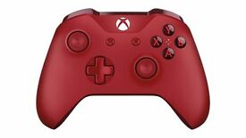 Xbox One Controller, Red special Editition