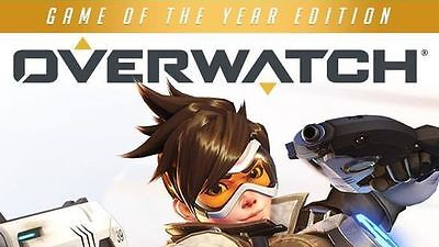 New Overwatch  Game Of The Year Edition   Pc Battlenet Cd Key  Global