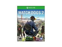 Mafia 3 & Watchdogs 2 Xbox one
