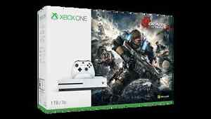 BRAND NEW (SEALED) 1TB GEARS OF WAR 4 XBOX ONE S BUNDLE