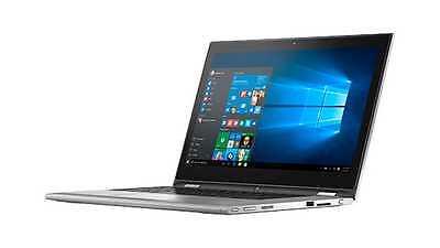 """RB Dell Inspiron i7359-8408slv 13.3"""" FHD 2in1 Touchscreen Core i7-6500U 256GB"""