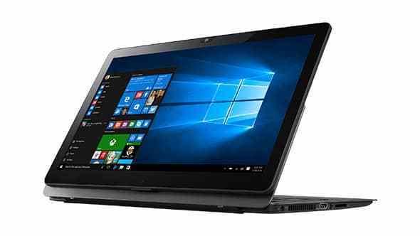 "RB VAIO Z Flip 13.3"" WQHD Touchscreen Notebook, i7-6567U, 8GB RAM, 256GB SSD"