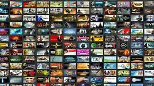 20% off ANY Steam games!