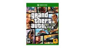 Looking to trade for Grand Theft Auto 5 (Xbox One) Peterborough Peterborough Area image 1