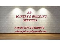 Joinery, Painting&Decorating, Kitchen, Bathroom,Flooring,Garden,Plastering,Tiles & much more