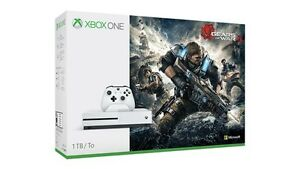 Xbox One S 1TB Gears of War 4 $340