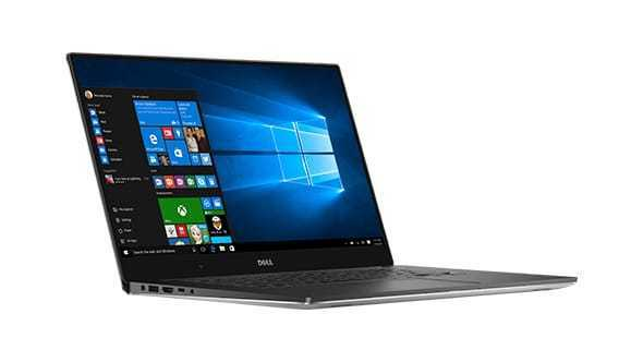 "RB DELL XPS 15"" HD TOUCH INTEL CORE i5-6300 8GB 256GB NOTEBOOK, XPS9550-0000SLV"