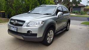 2010 Holden Captiva Wagon Mount Waverley Monash Area Preview