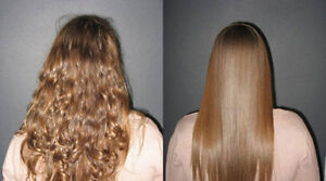 L'Oreal Steampod Professional Hair Straightening Service London Ontario image 5
