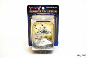 Dragon-Quest-Vinyl-Monster-Museum-Toy-Figure-w-Card-006-Metal-Babble-Smile-Slime