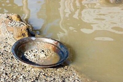 5 Lbs Gold Panning Pay dirt Placer Mining ~ 5 POUND BAG  #TM5