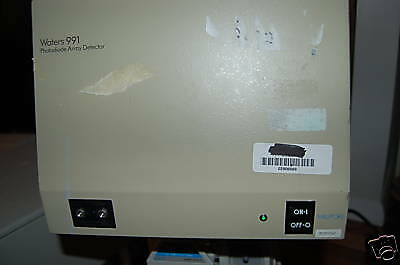 Waters Hplc Dad Detector Diode Array Detector Uv 991