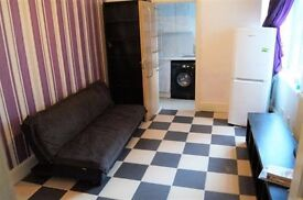 A TWO BEDROOM FLAT WITH SEPARATE RECEPTION ROOM. NEAR TO LOCAL SHOPS, BUS STOPS AND TRAIN STATION.