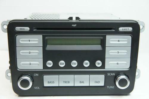2006 Jetta Radio Parts Accessories Ebayrhebay: 2007 Jetta Radio Wont Turn On At Gmaili.net