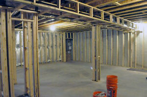 Drywall basement finish Kitchener / Waterloo Kitchener Area image 4