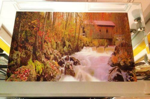 Moving Waterfall Pictures Home Amp Garden Ebay