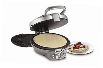 Вафельные производители Cuisinart International Chef, Crepe/Pizzelle/Pancake