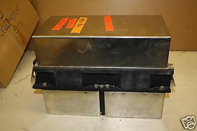 Neutron Gamma Detector Eberline
