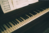 Piano Lessons Avalible