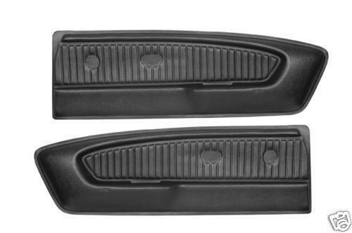 66 mustang door panels ebay for 05 mustang door panels