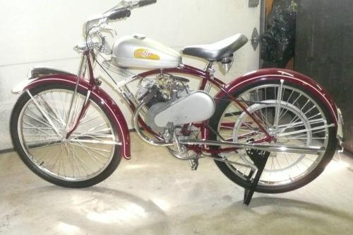 Whizzer motor ebay for Fraga s sweetheart motors