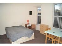 1 BEDROOM STUDIO FLAT NORTHMOOR ROAD LONGSIGHT FURNISHED JUST OFF A6 CENTRAL LOCATION CLEAN