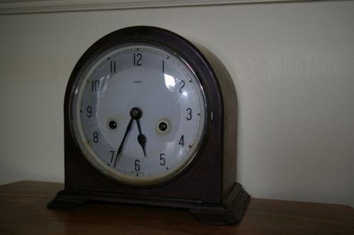 Smiths Mantle Clock Ebay