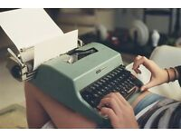 Calling volunteer bloggers and creative writers!