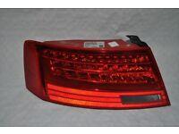 Audi A5 8T Rear Left Tail Light LHD USA 2013 8T0 945 095 J