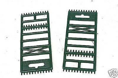 PACK OF x 2 RIG BOARDS: IDEAL FOR CARP / PIKE / SEA RIGS