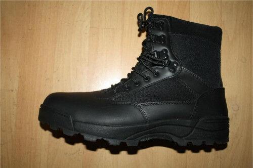 ff9195382f2912 Brandit - Tactical Boots Herren Schuhe Stiefel Security Grösse 47 in ...