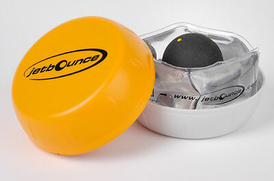 Jetbounce Squash Ball Warmer/Heater for Dunlop Ball - essential winter accessory