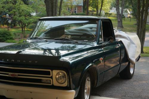 Craigslist 1967 chevy truck