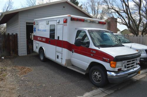 Used Ambulance Ebay Motors Ebayrhebay: Osage Ambulance Wiring Diagram At Gmaili.net