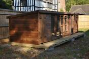 Used Dog Kennel Run