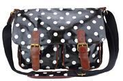 Spot Oilcloth Bag